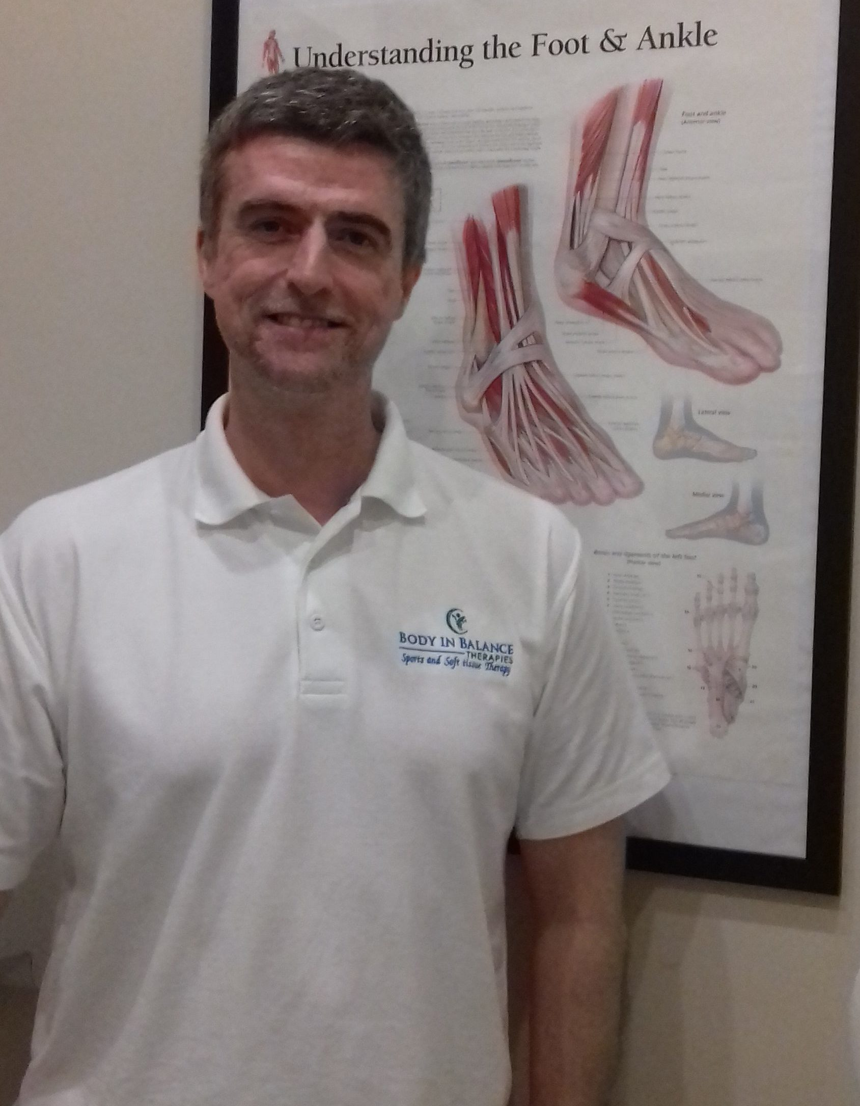 Jeff Pringle - Sports Therapist, Advanced Clinical Massage Therapist.